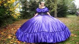www magicskirts de Crinoline Reifrock hoopskirt 8 m ballgown Katie