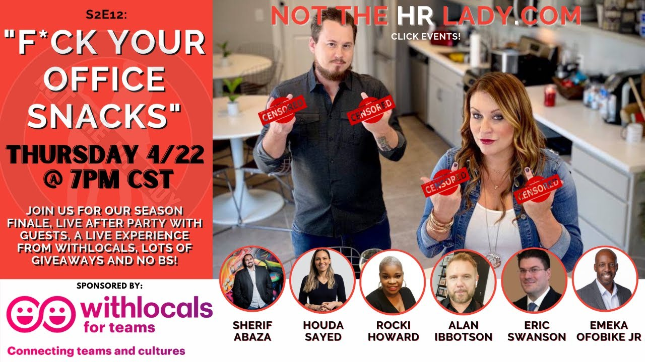 Assets Not A**holes: Talking NTHRL S2 FINALE 'F*ck Your Office Snacks'!