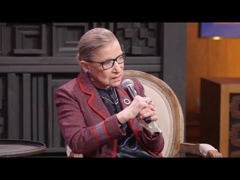 Ruth Bader Ginsburg's #MeToo moment