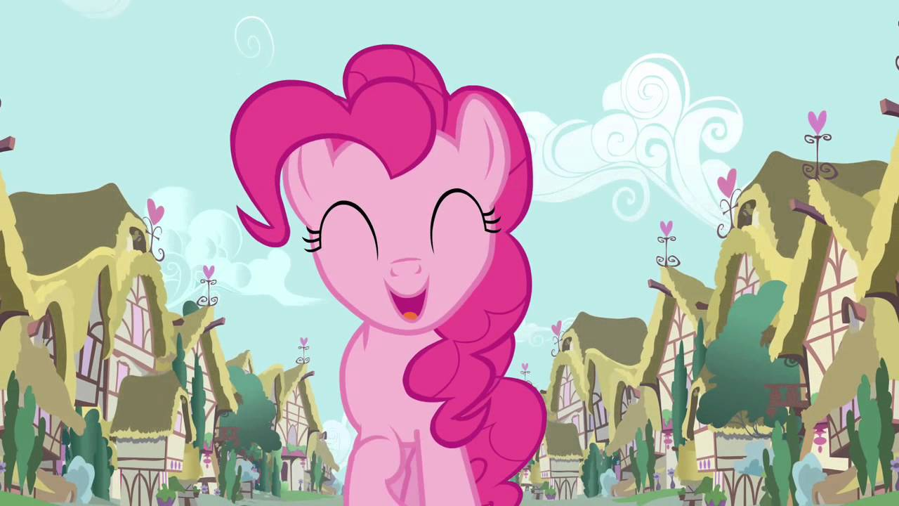 MLP:FiM | Music | Pinkie Pie - Smile Song | HD - YouTube