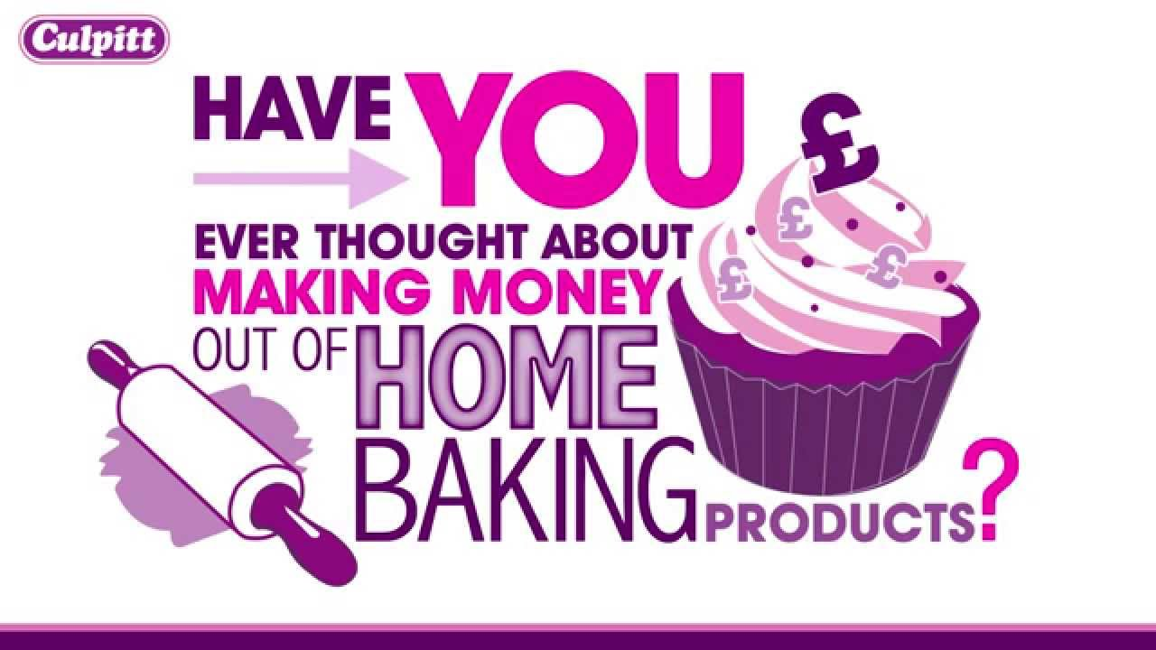The Cake Home Baking Market And Starting Your Own Business