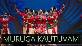 Kruti Dance Academy Concert 2012 - Muruga Kautuvam