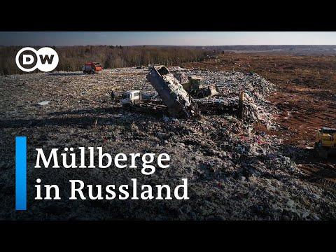 Russland: Kampf gegen Müllberge | Fokus Europa