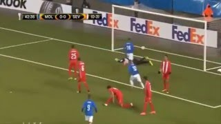 Video Gol Pertandingan Molde vs Sevilla
