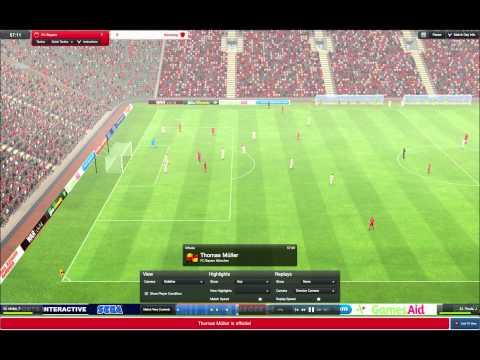 Football Manager 2012 Let's Play - Part 7 - Bundesliga vs Nürnberg