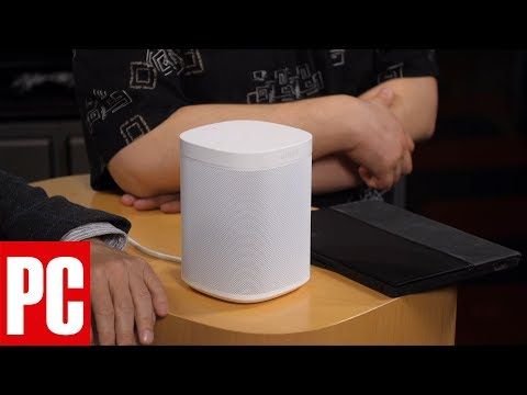 Sonos One: One Cool Thing