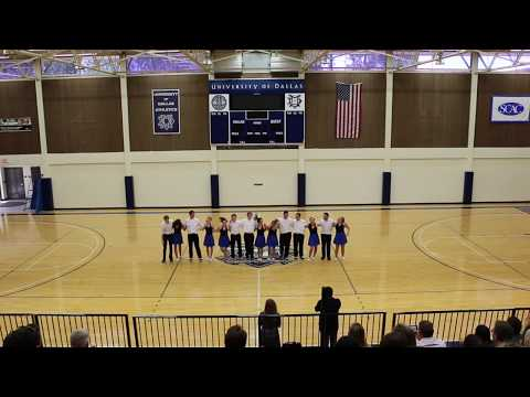 University of Dallas Swing Team Spring 2017