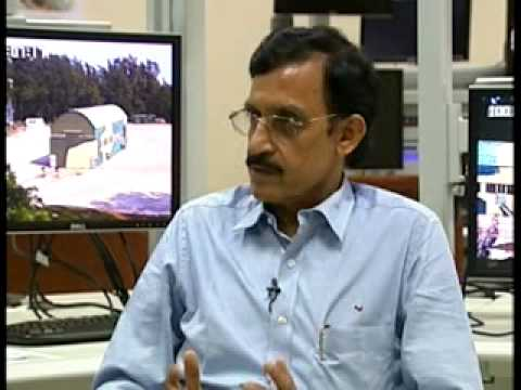Interview with DRDO chief Avinash Chander