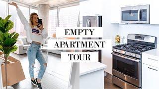 MOVING VLOG + EMPTY APARTMENT TOUR | Katie Musser