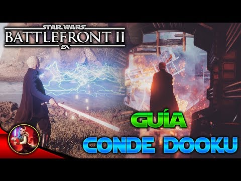 GUÍA Conde Dooku, Consejos, Habilidades etc... - Star Wars Battlefront 2 - DICE - ByOscar94 thumbnail