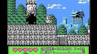 NES - キャッ党忍伝てやんでえ.