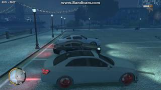GTA 4 Ford Selby GT500 vs Bmw m6 vs Mercedes Benz e6.3 FRIFT