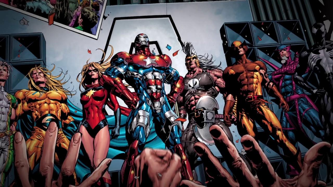 Dark Avengers ile ilgili görsel sonucu