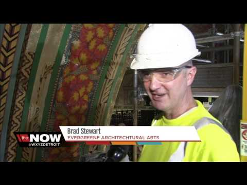 Restoring the Fisher Building
