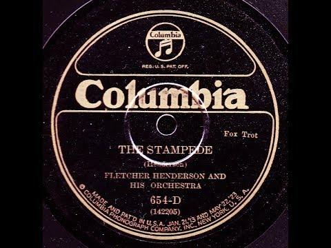 Fletcher Henderson & His Orchestra: The Stampede  1926