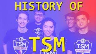 History of Team SoloMid