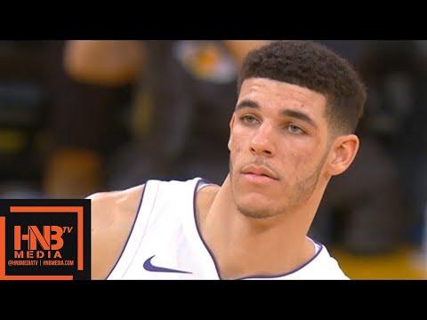 Los Angeles Lakers vs Denver Nuggets 1st Qtr Highlights / Week 5 / 2017 NBA Season