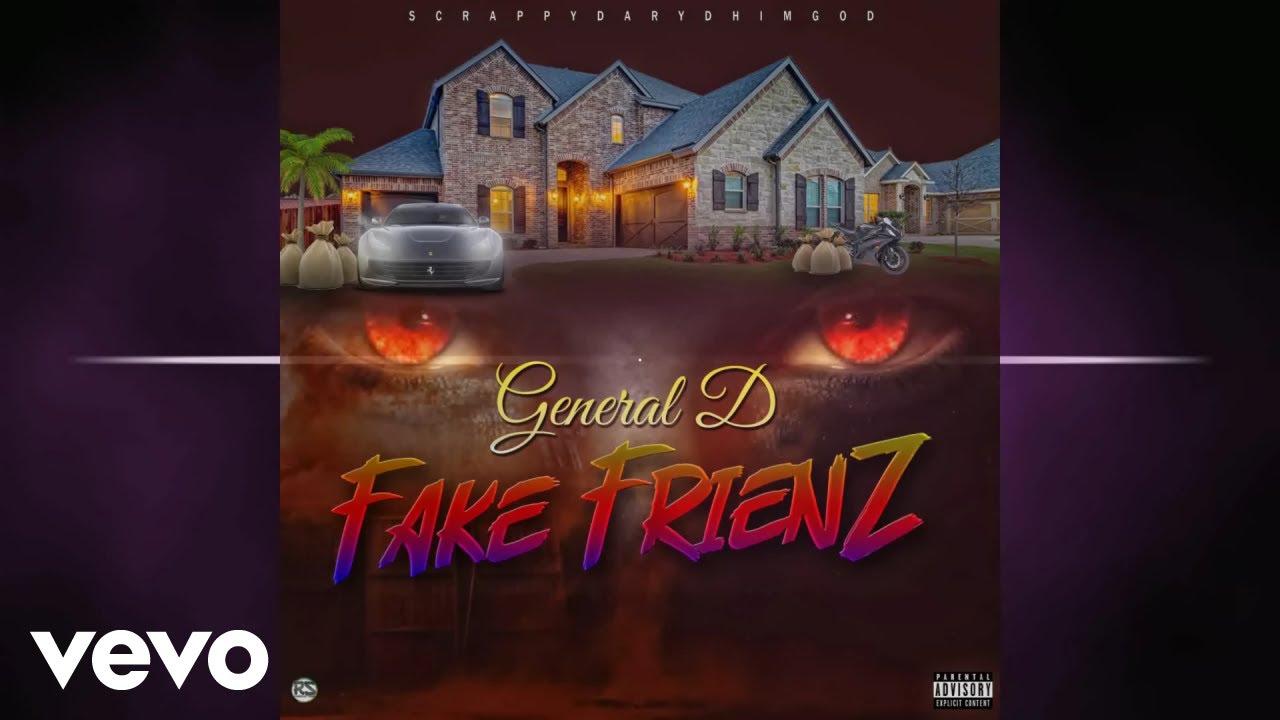 Download GeneralD - Fake Frienz (Official Audio)