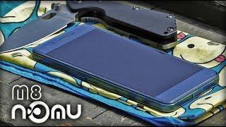 nOMU M8 IP69K/Самый навороченный защищенный смартфон/Waterproof smartphone