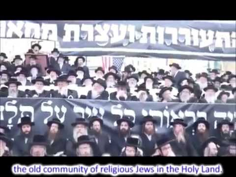 Thousands of Anti-Zionist Jews Protest Worldwide Against Israel