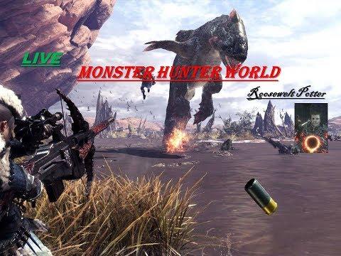 Monster Hunter World e Megaman fazendo caçadas. P38 thumbnail