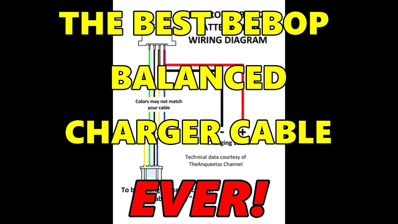 hight resolution of the best bebop balance charger ever
