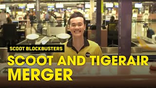 Scoot and Tigerair Merger - Scoot