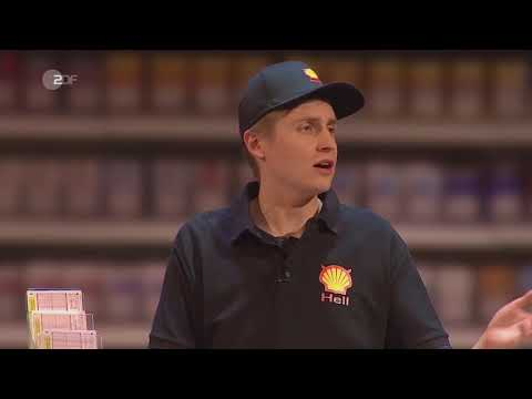 Die Tankstelle   Die Anstalt vom 7  März 2017   ZDF