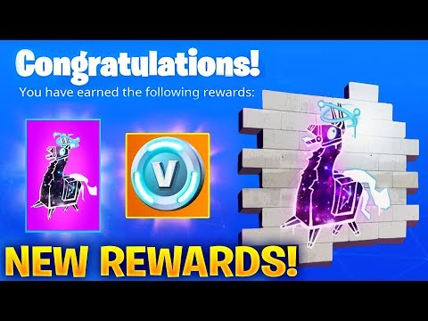 Fortnite FREE REWARDS SPRAY PAINT And 1000 VBUCKS Is Coming With Samsung Note 9 Case! (Galaxy Llama)