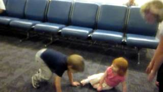 Airport exercise with Simon.AVI