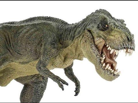 Papo T Rex Dinosaurio Juguete Para Niños