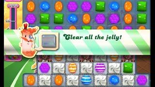 Candy Crush Saga Level 1434 walkthrough (no boosters)