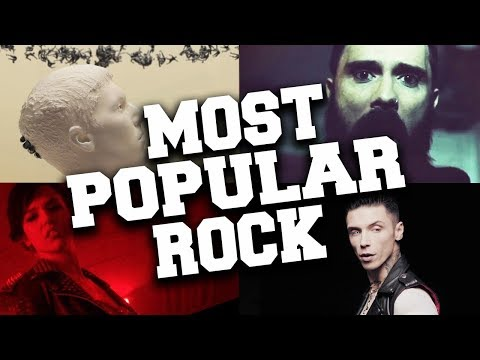 TOP 30 Most Popular Rock Songs Of 2019