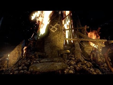 Haunted Swamps - Ryse: Son of Rome - Developer Flythrough