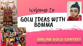 கொலு லைடிங் ஐடியா|Lighting decoration for Golu | Bomma Golu Tips