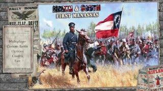 Обзор Mount & Blade Warband: NW - [North & South: First Manassas] - Гражданская война