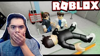 REACTING to 'THE DOCTOR'! (Sad Roblox Movie)
