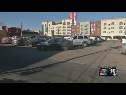 Aggieville parking lot could become Courtyard by Marriott
