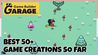 Best 50+ Game Creation ID Codes So Far In Game Builder Garage