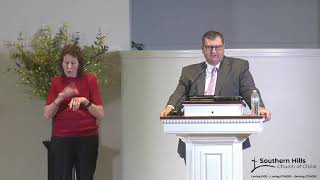 "JESUS - 15 ""A Glimpse of Glory"" – Sunday Sermon - Southern Hills Church of Christ"