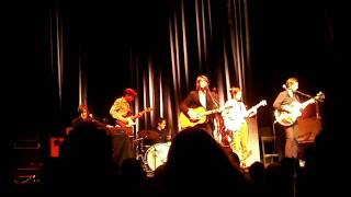 Bo Candy and his Broken Hearts - evening sun (Ja, Panik) - live im Stadtsaal