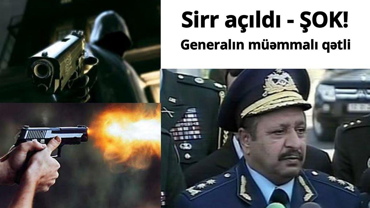 Azərbaycan generalı buna görə öldürülüb - RUSİYA