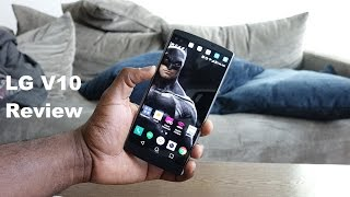 LG V10 Review: Powerhouse!!!
