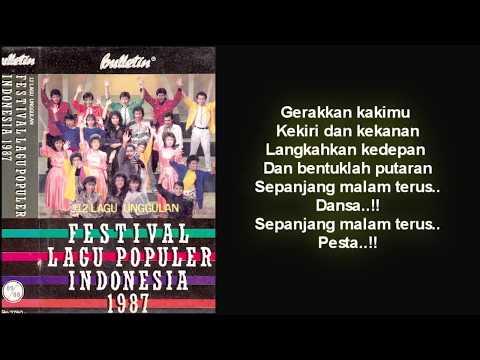 Elfa's Singers - Pesta / FLPI 1987 (Lirik)