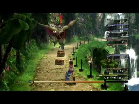 Final Fantasy X-2 HD Remaster - The Gunner Trophy Guide (Gunner's Gauntlet LVLMAX)