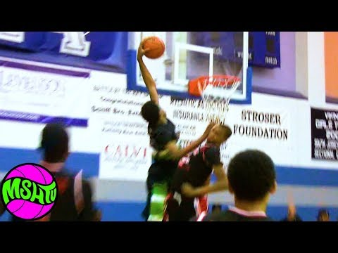 Marvin Bagley 8TH GRADE POSTER - MSHTV Throwback Thursday - Atlantic City Showcase