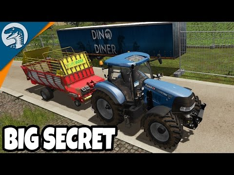 BIGGEST SECRET NEW TRACTOR | Rappack Farms #39 | Farming Simulator 17 Multiplayer Gameplay