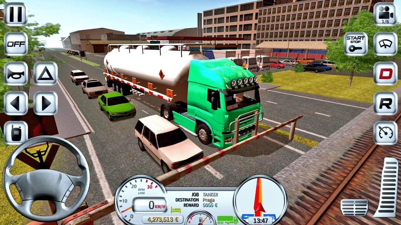 Euro Truck Parking Simulator for Android - Free download ...