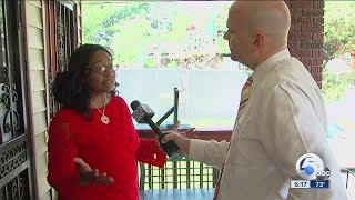 Big Dig, Big Problems for Glenville Woman