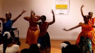 Santha Tamizh Eduthu Dance/Song Part 1
